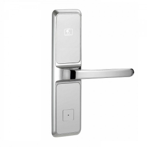 hotel card reader M1 Rfid hotel room door lock factory