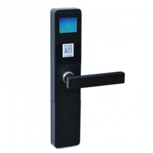 Electronic Sliding Door Mortise Qr code lock Remote Control Of Mobile App Barcode locks