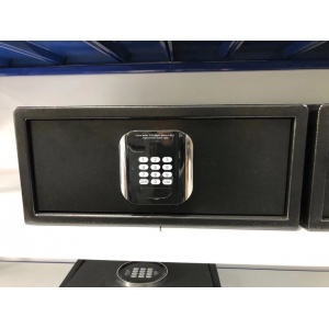 High Security Digital Electronic Hotel Safe Lock Box For Office