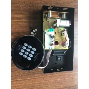 New Lower Price Digital Password Hotel Home Safe Lock Kit China Made
