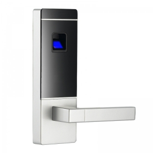 Smart Home Small Biometric Fingerprint Door Lock For Interior Door