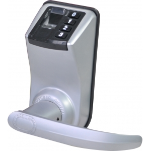 keyless open biometric fingerprint password door lock