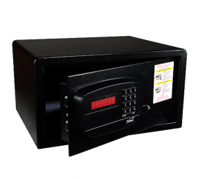 China wholesales Medium Digital Lock Hotel Safes With Card Swipe factory