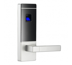 China Smart Home Small Biometric Fingerprint Door Lock For Interior Door factory