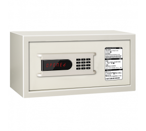 China supplier all steel keypad hotel safes with audit trial factory