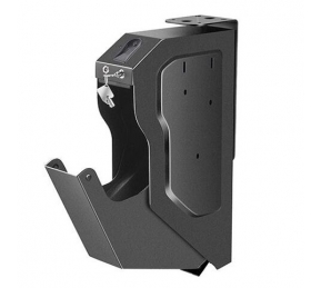 China fingerprint open handgun pistol safe box manufacturer factory