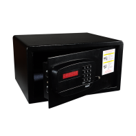 China Digital password lock hotel in room safes factory