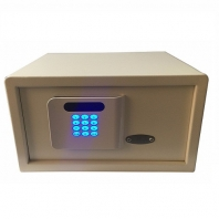 China Electronic Password Lock Hotel Type Safes producers factory
