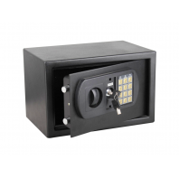 China Keypad electronic lock personal home safes for money factory